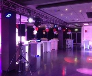 Partyverhuur specialist van Midden Nederland
