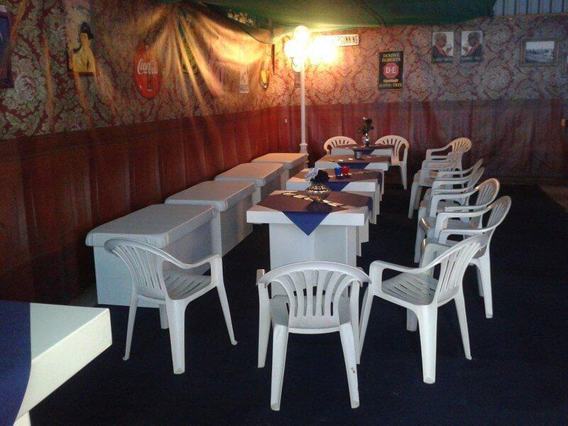 Salon Tafel Wit : Salon tafel evenementen service nieuwegein