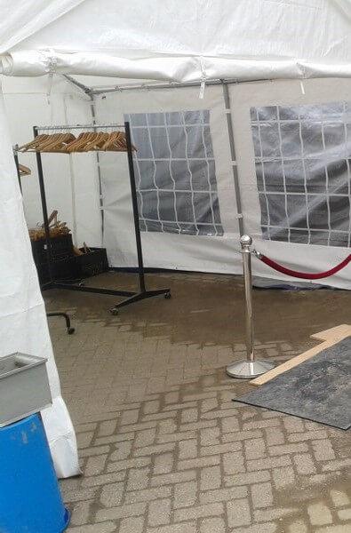 garderobe huren bij esnverhuur in Nieuwegein
