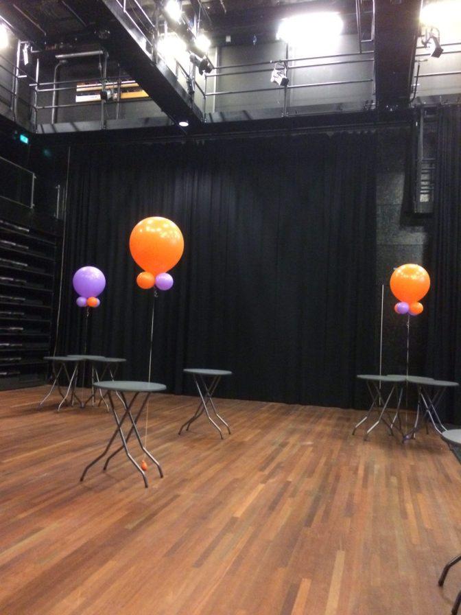 topballon grote heliumballon 90 cm