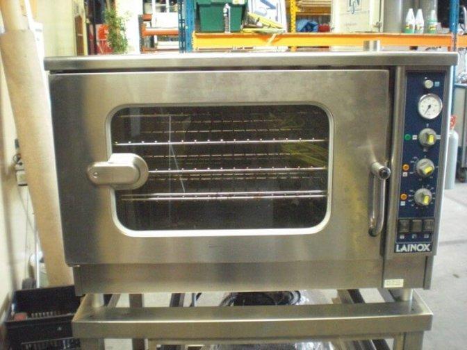 combi confectie steamer oven te huur in Nieuwegein bij ESN verhuur